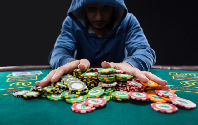 Online casino game